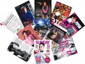 Модные журналы