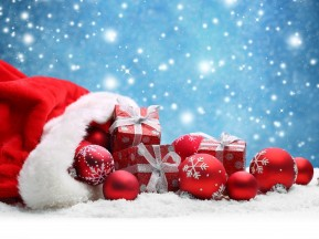 Новогоднее поздравлени