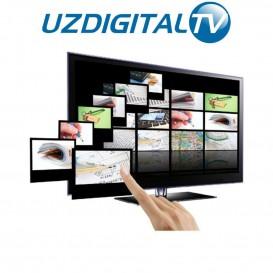Реклама на Uzdigital TV скидкой 50%