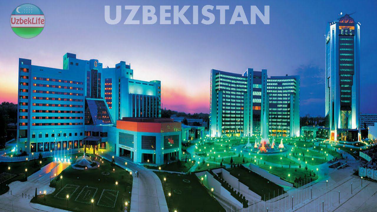 White City in Tashkent, Uzbekistan Part 1.